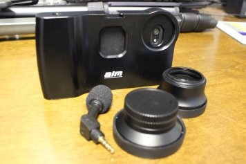 ALM lens pack with mCamlite case